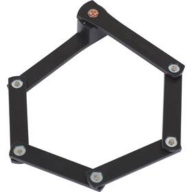 Trelock FS 200 TWO.GO L Folding Lock black